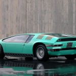 bizzarrini p538 manta p538 003 0 100 3 150x150 Bizzarrini Manta: allasta da Gooding a Peeble Beach 2012