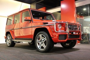 mercedes g5 amg 0 100 2 300x200 Al Ain Class Motors: 5 Mercedes G65 AMG in vendita