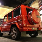 mercedes g5 amg 0 100 3 150x150 Al Ain Class Motors: 5 Mercedes G65 AMG in vendita