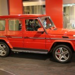 mercedes g5 amg 0 100 5 150x150 Al Ain Class Motors: 5 Mercedes G65 AMG in vendita