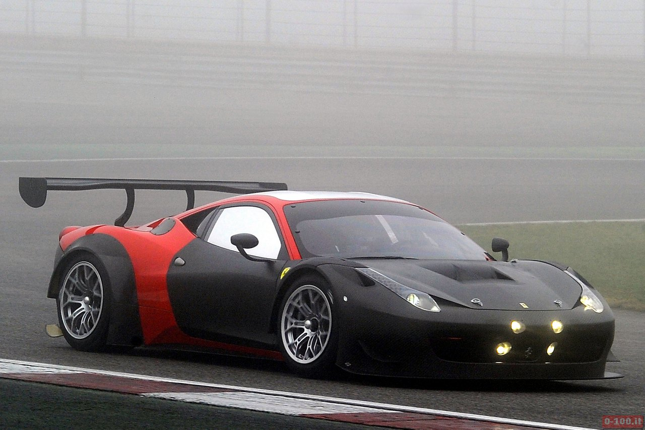 ferrari 458 italia gt3 ultimi test per il model year 2013 0 100 motori orologi lifestyle. Black Bedroom Furniture Sets. Home Design Ideas