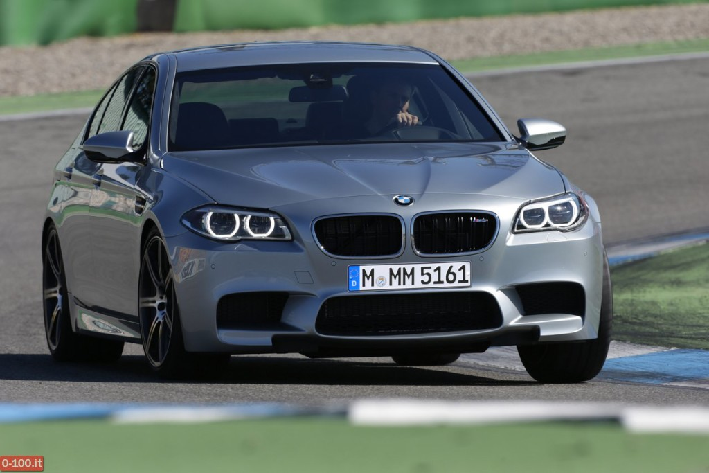 Nuova BMW M5: anche con Competition Package da 575 Cv