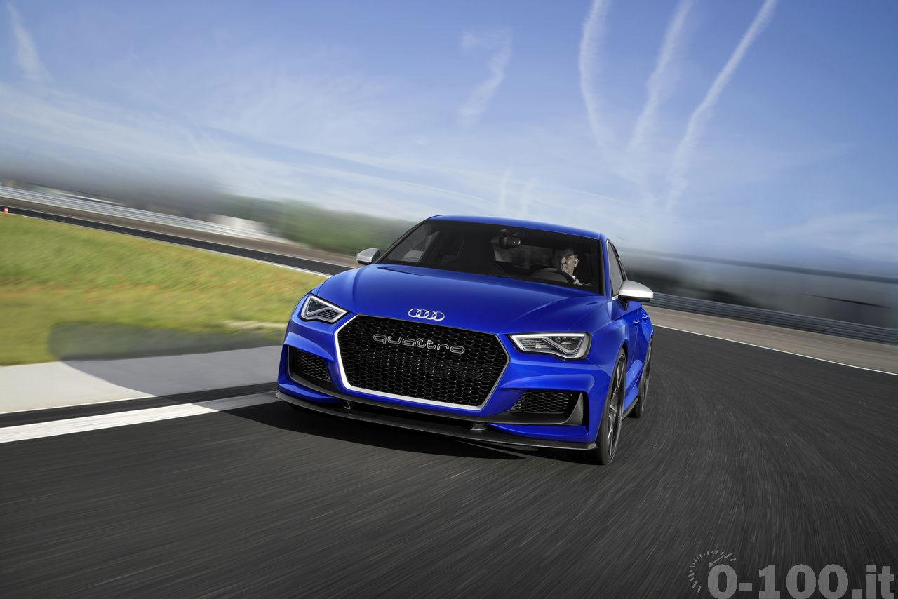 2010 Audi A3 Clubsport quattro Concept photo - 1