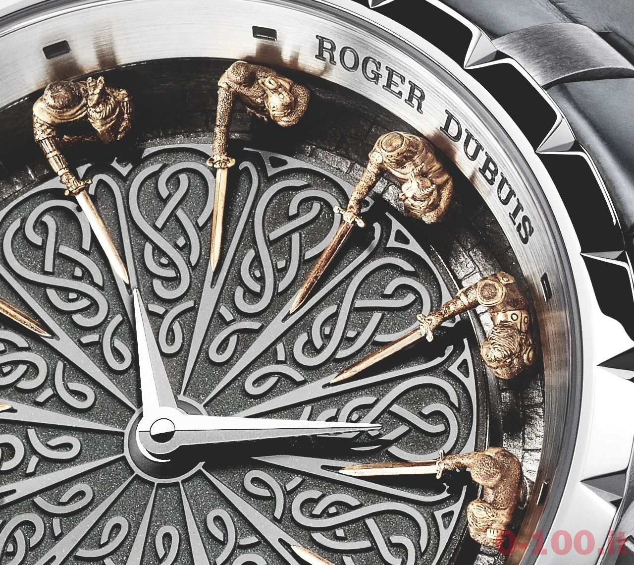 Knights Of Round Table Watch Roger Dubuis Excalibur Knights Of The Round Table Limited Edition