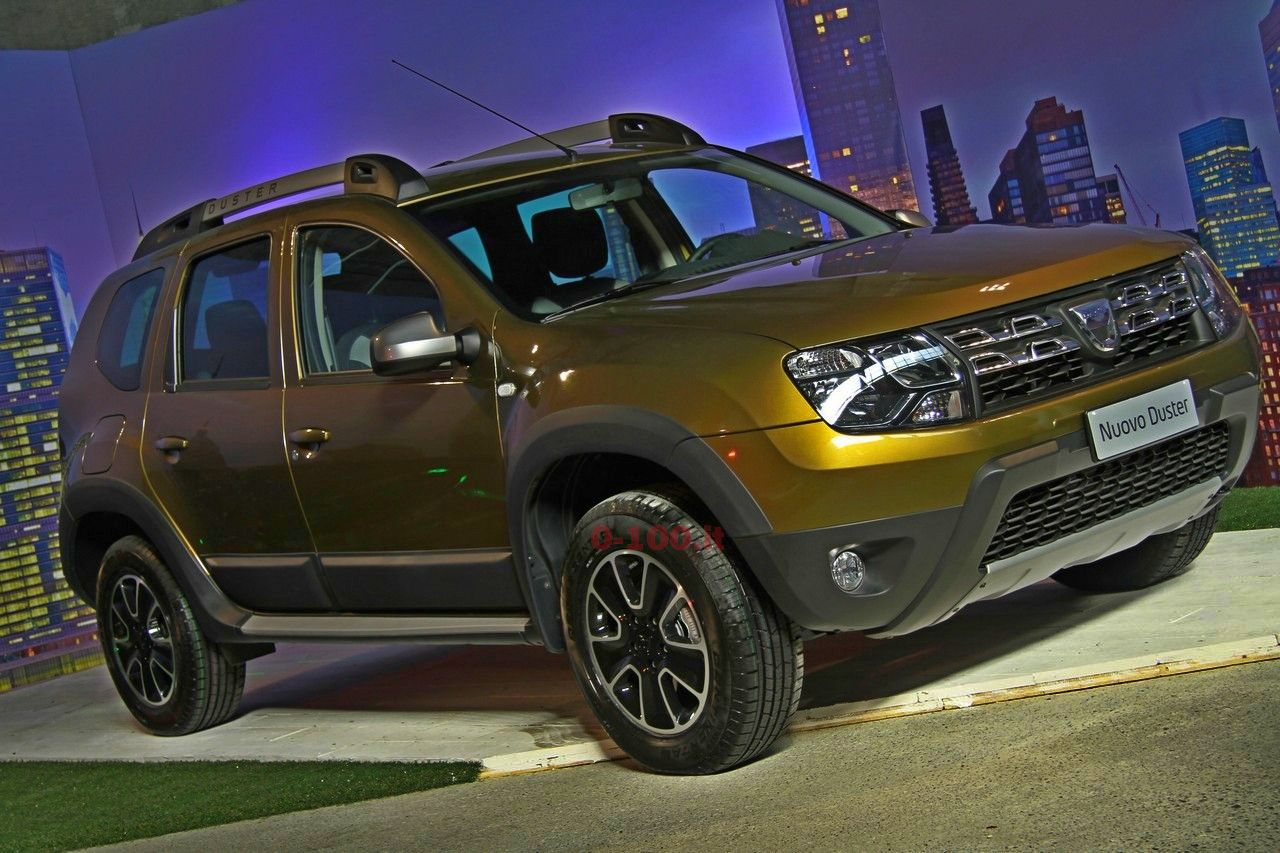 Dacia duster my 2016 l 39 urban explorer in special for Dacia duster urban explorer prezzo