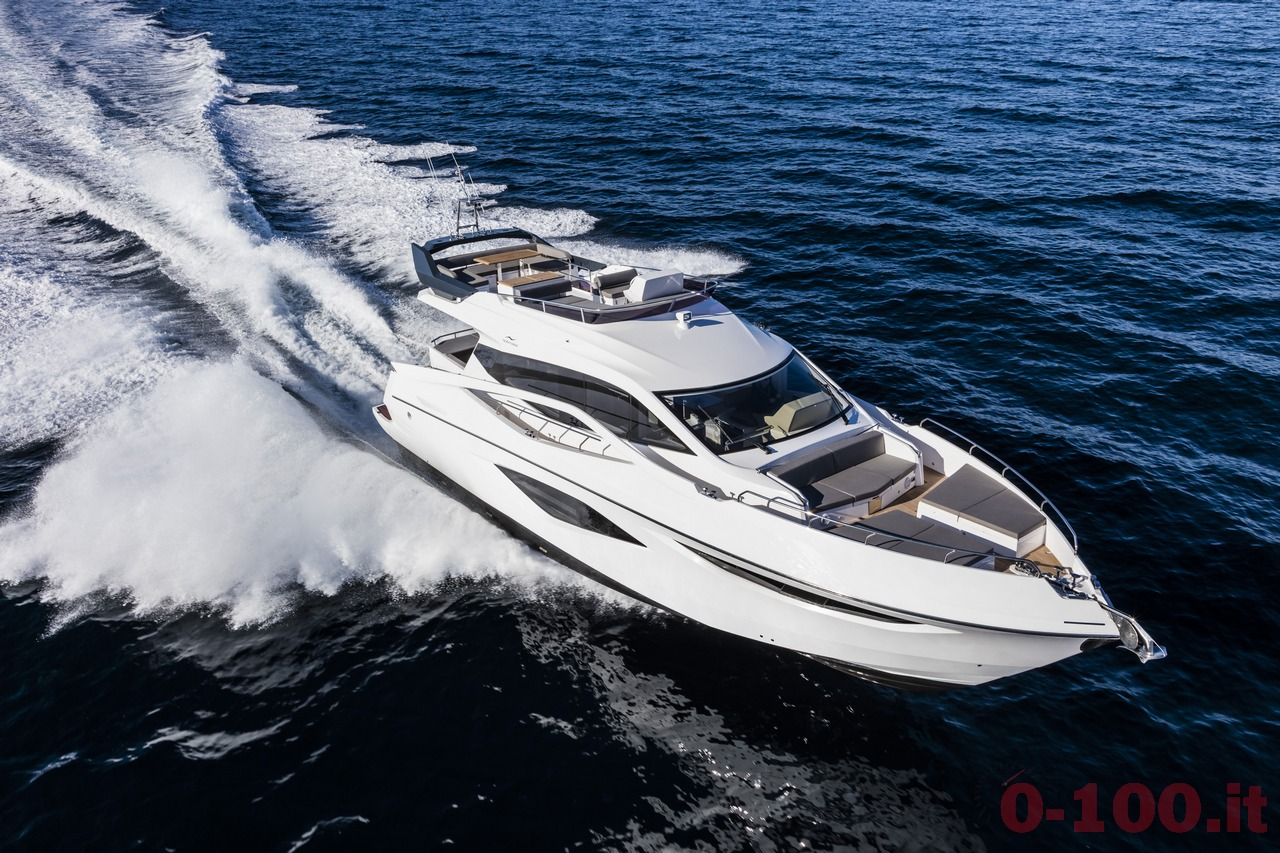 Anteprima Yacht And Brokerage Show a Miami Beach 2016: Numarine 60 Flybridge