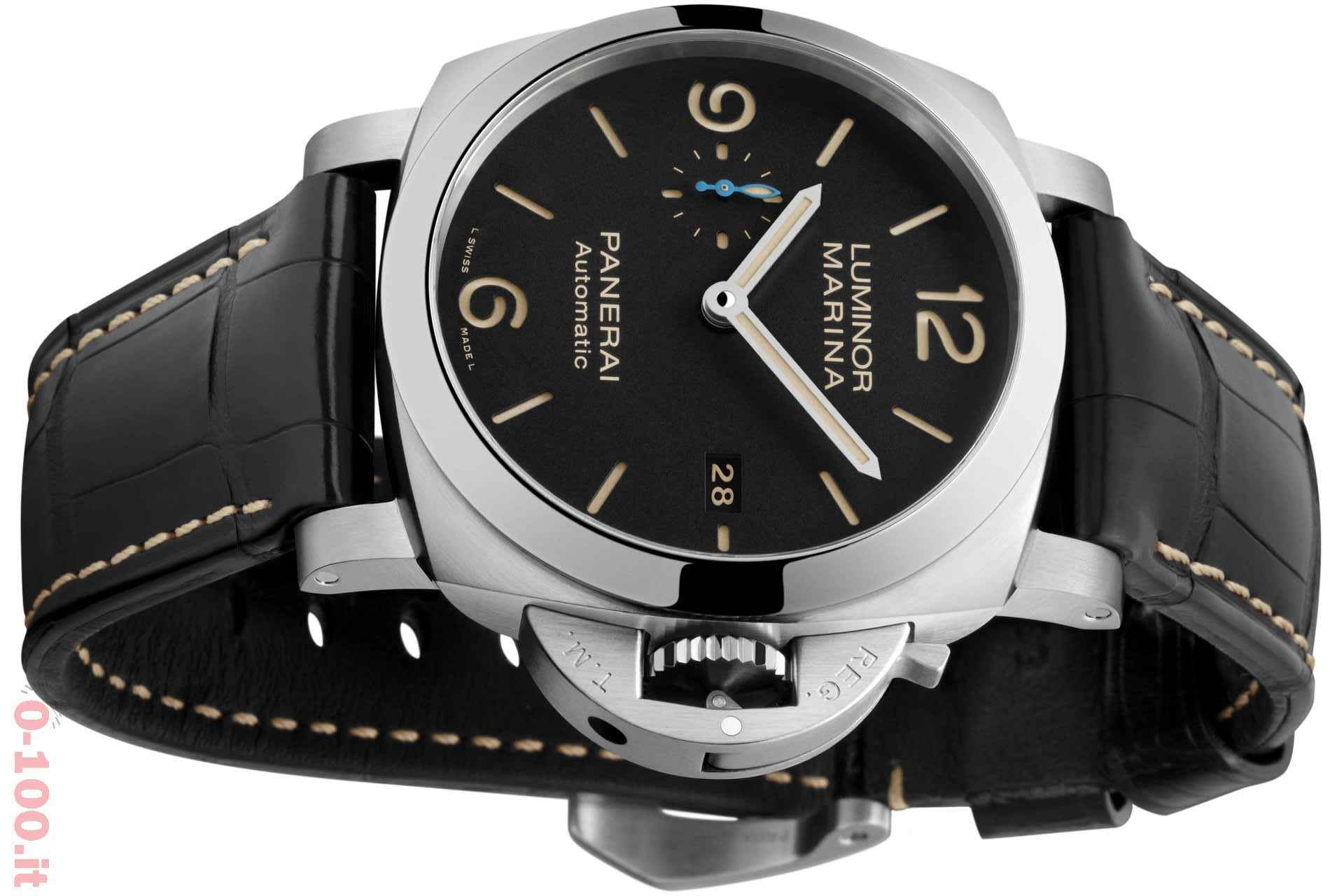 officine panerai luminor marina 1950 3 days automatic 44mm pam01312 0 100 motori orologi lifestyle. Black Bedroom Furniture Sets. Home Design Ideas