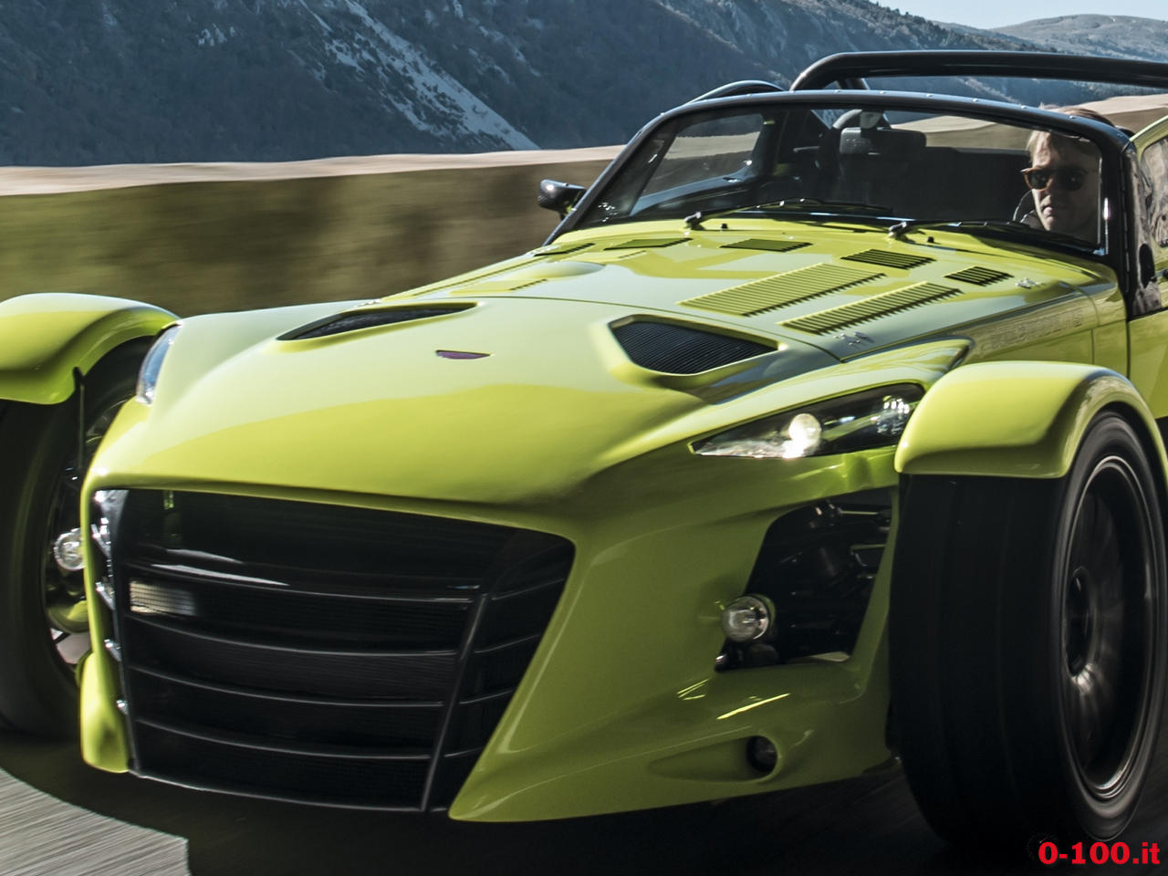 Donkervoort D8 GTO RS: in arrivo due Limited Edition