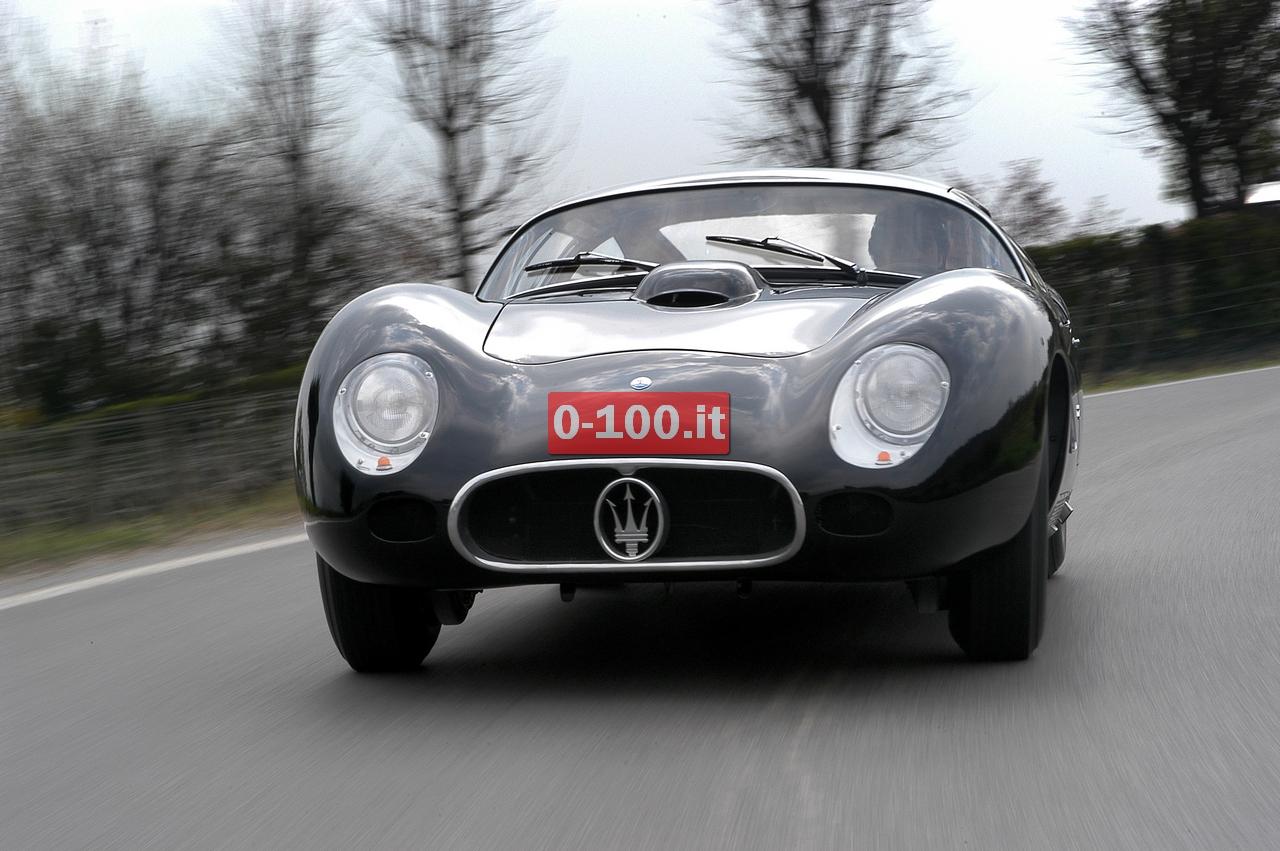 Maserati 450S chassis 4512