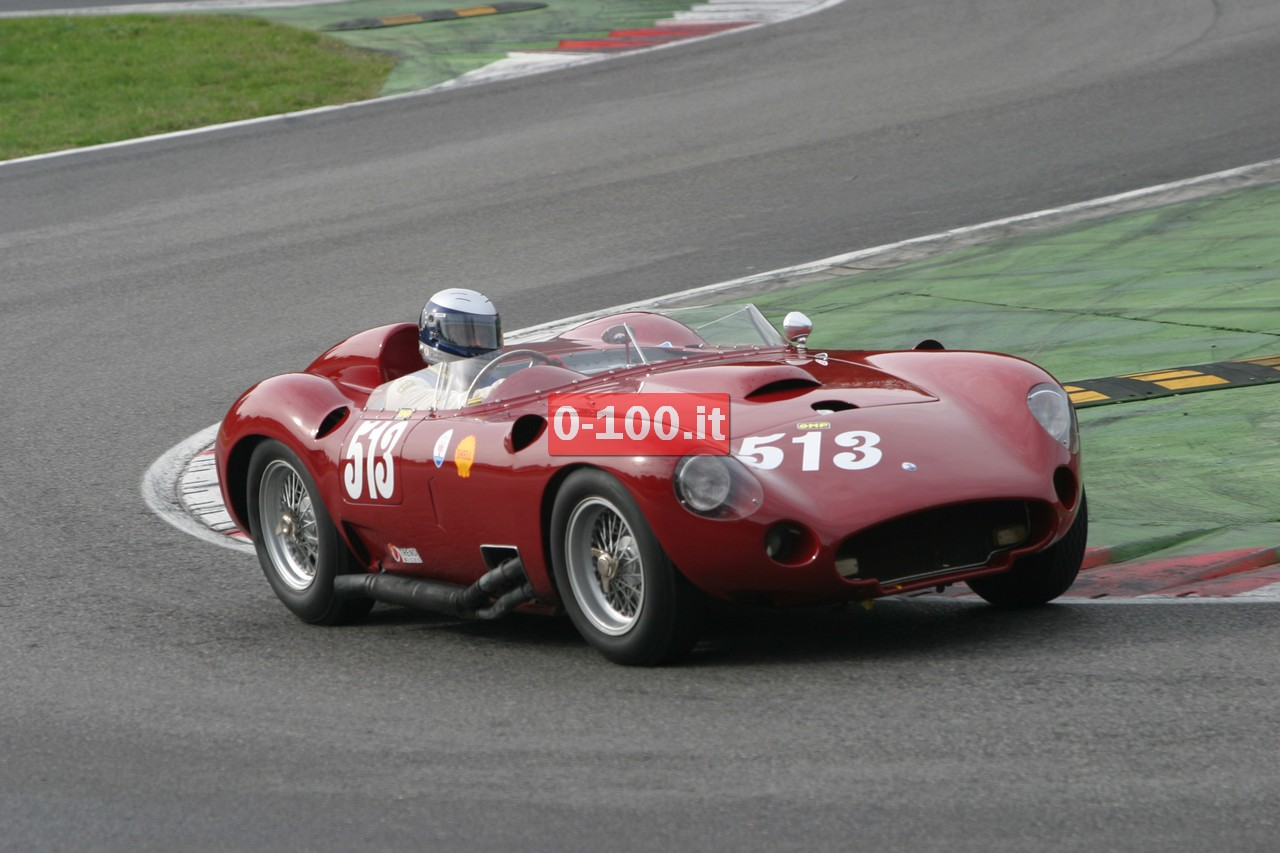 Maserati 450S chassis 4506