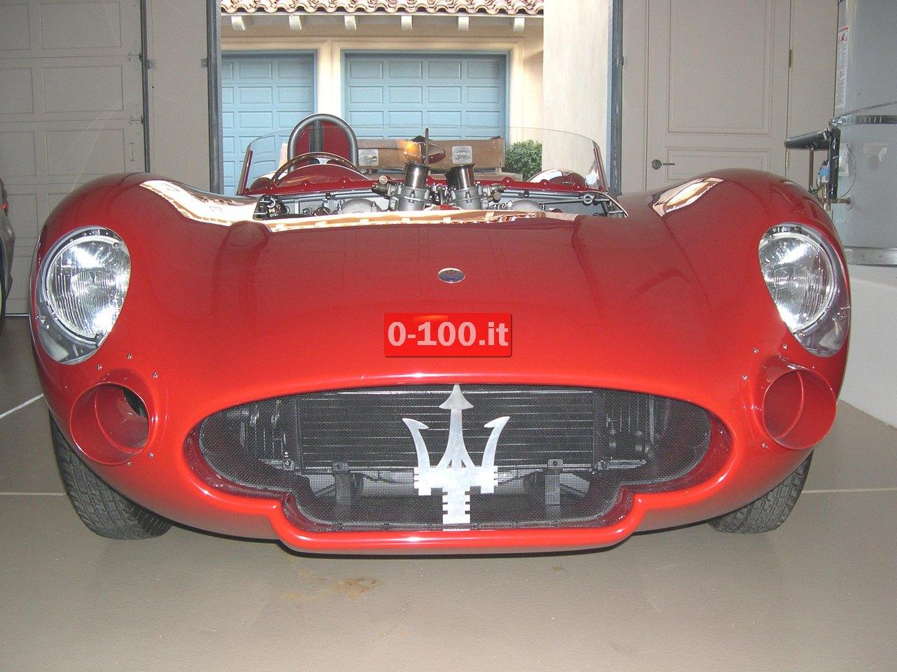Maserati 450S chassis 4505