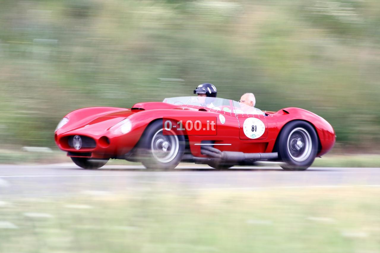 Maserati 450S chassis 4501