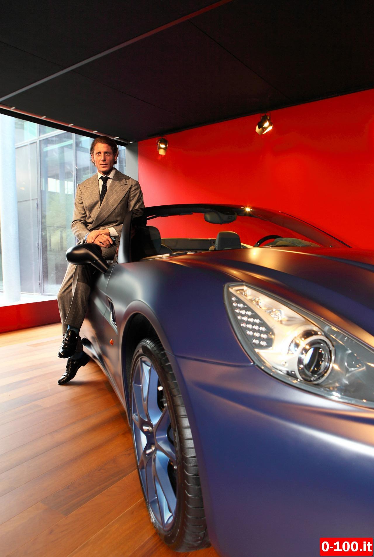 Ferrari - nuovo programma Tailor Made