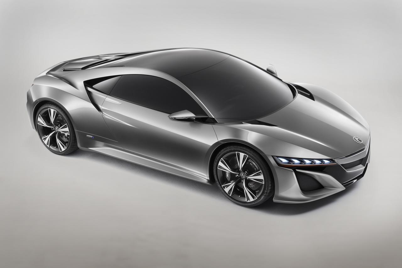 NAIAS 2012: Honda Concept NSX, torna il mito - 0-100.it