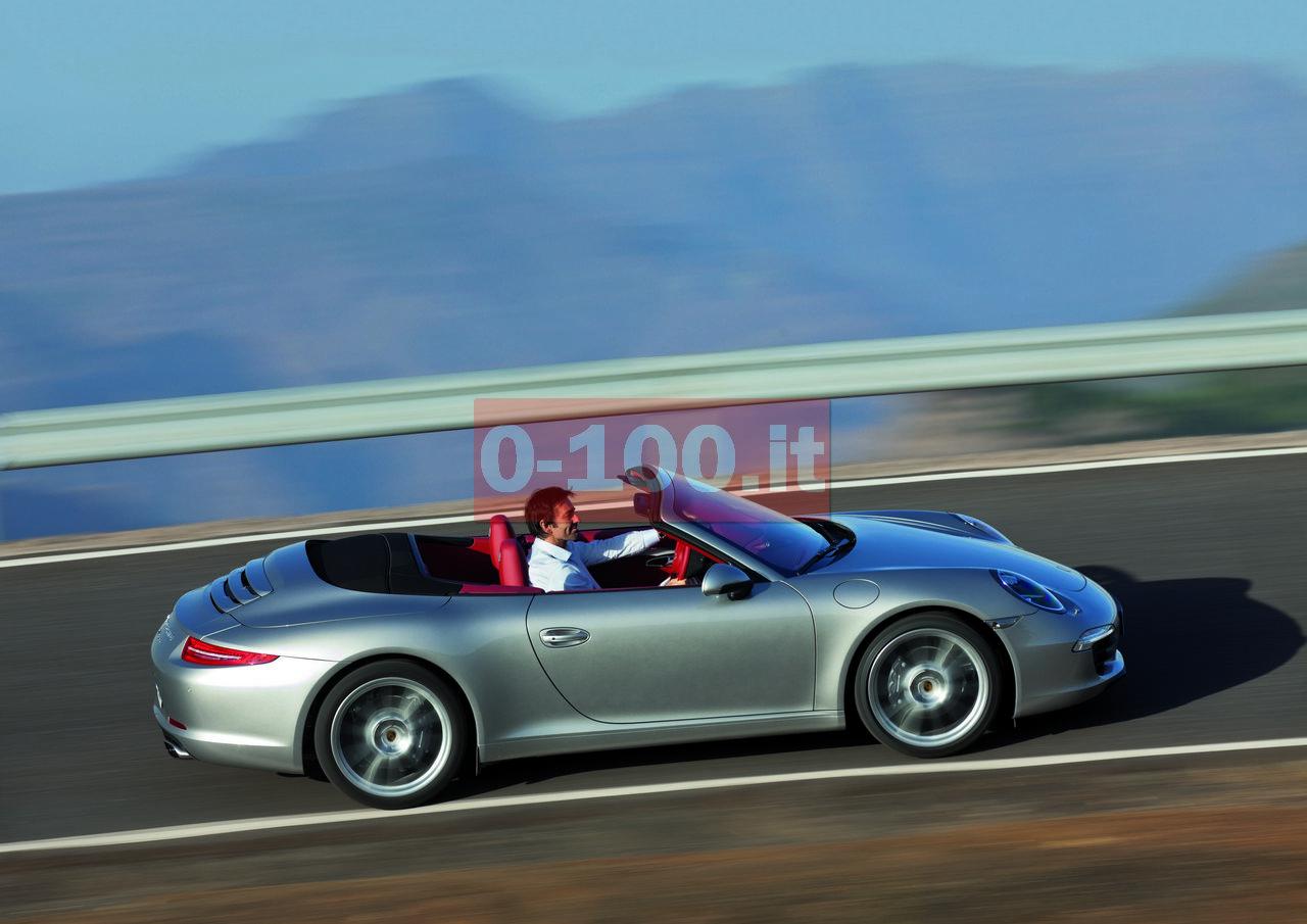 Porsche 911 - 991 Carrera S Cabriolet