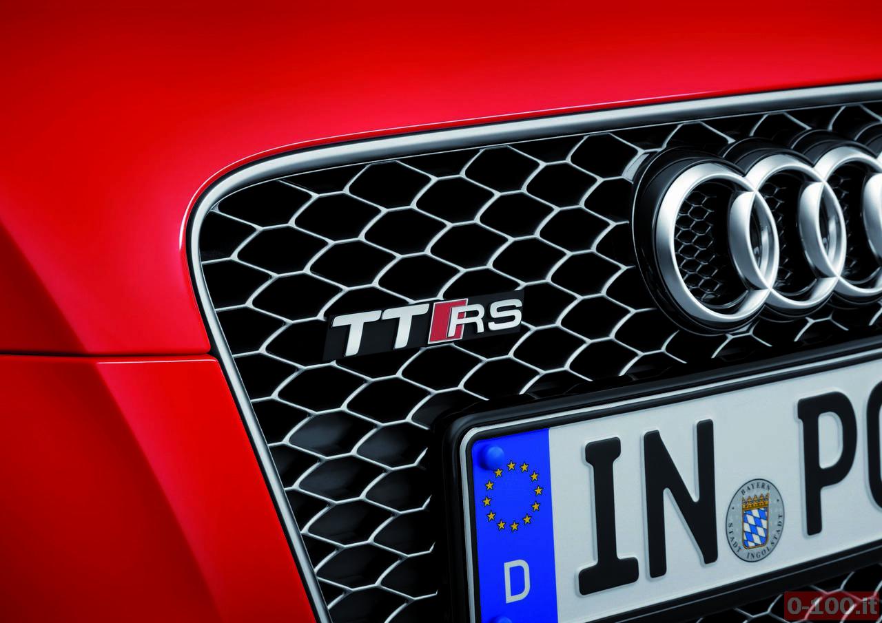 Audi TT RS plus/Detail