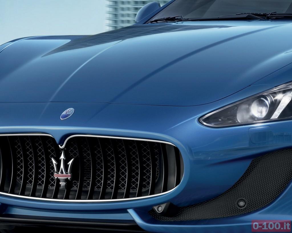 Maserati Granturismo Sport 0