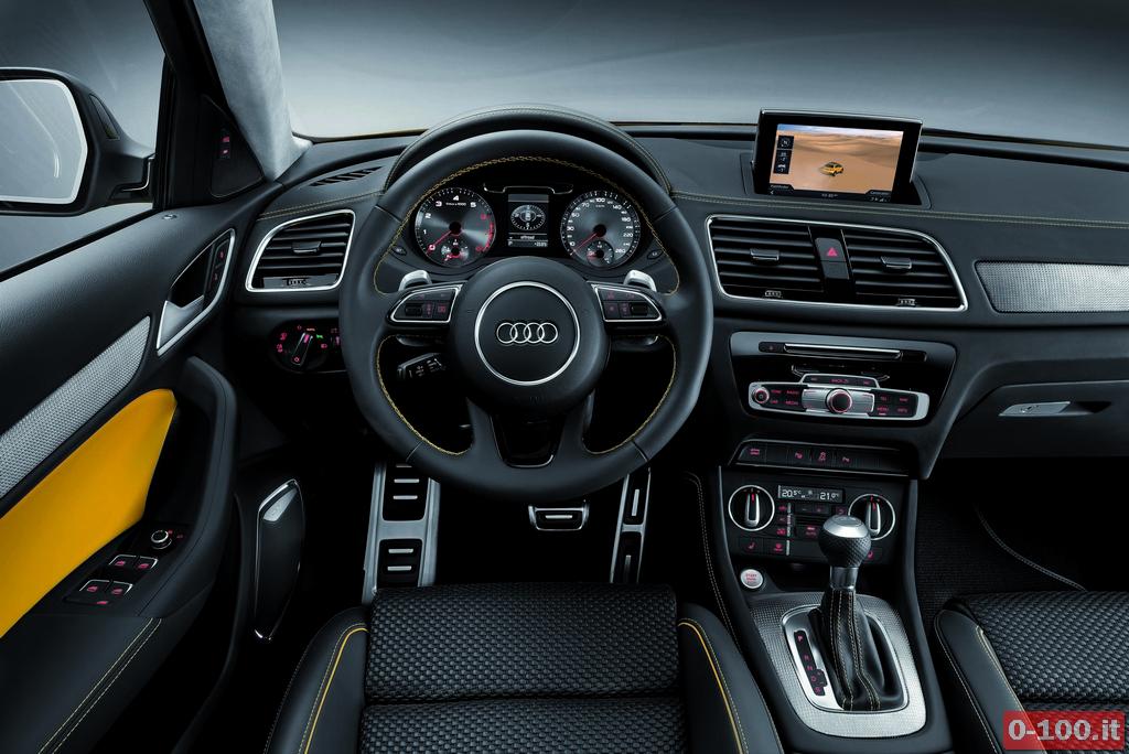 Audi Q3 jinlong yufeng/Innenraum