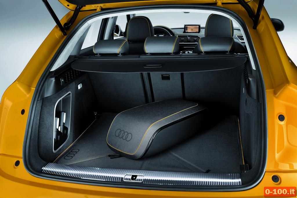 Audi Q3 jinlong yufeng/Gepaeckraum