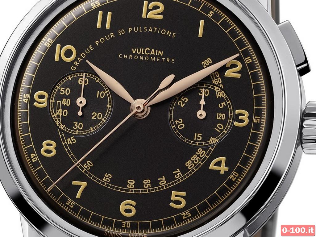 Vulcain 50 Presidents' Chronograph Heritage
