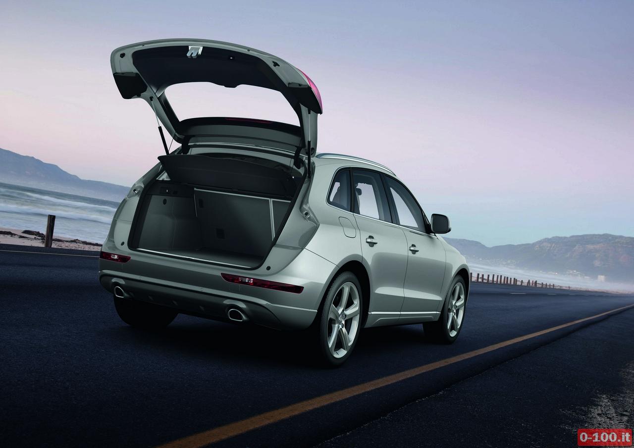 Audi Q5/Standaufnahme