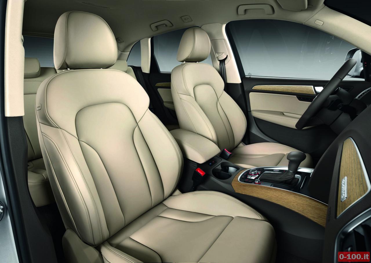 Audi Q5/Innenraum