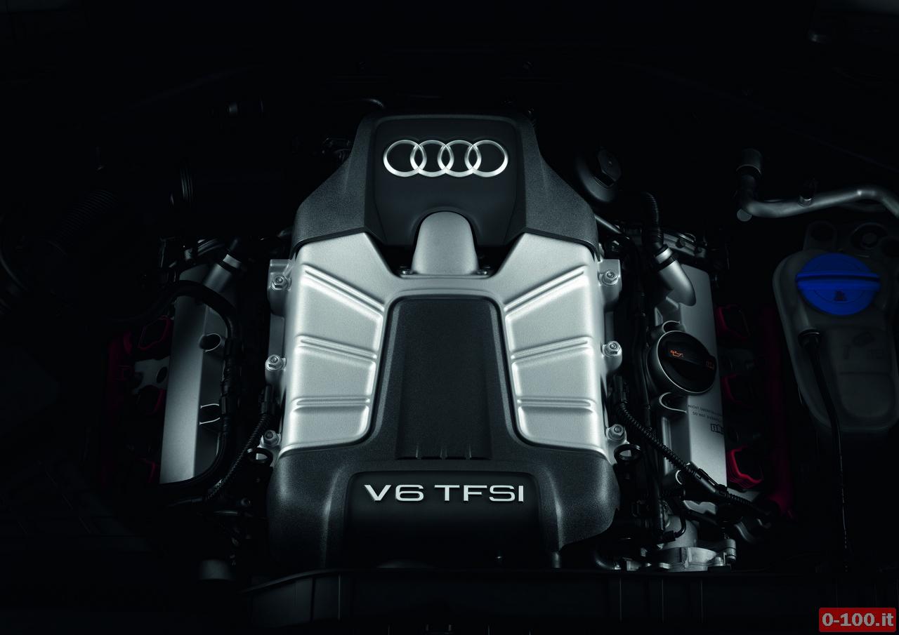 Audi Q5/Motorraum