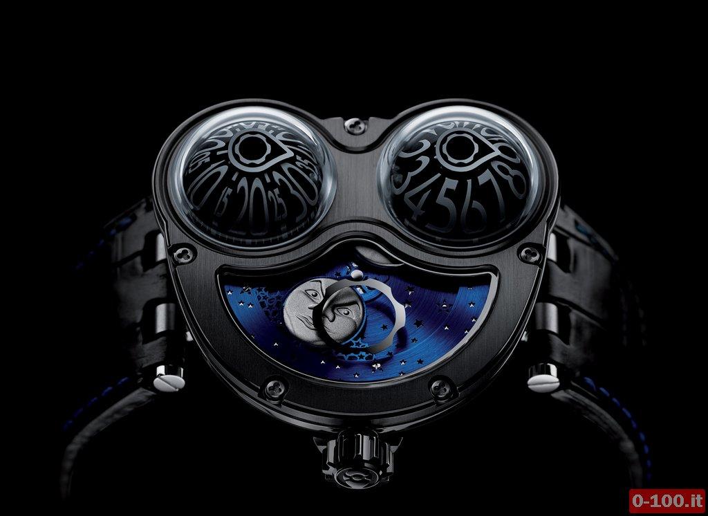 MB&F Moonmachine - Maximillian Busser & Stepan Sarpaneva