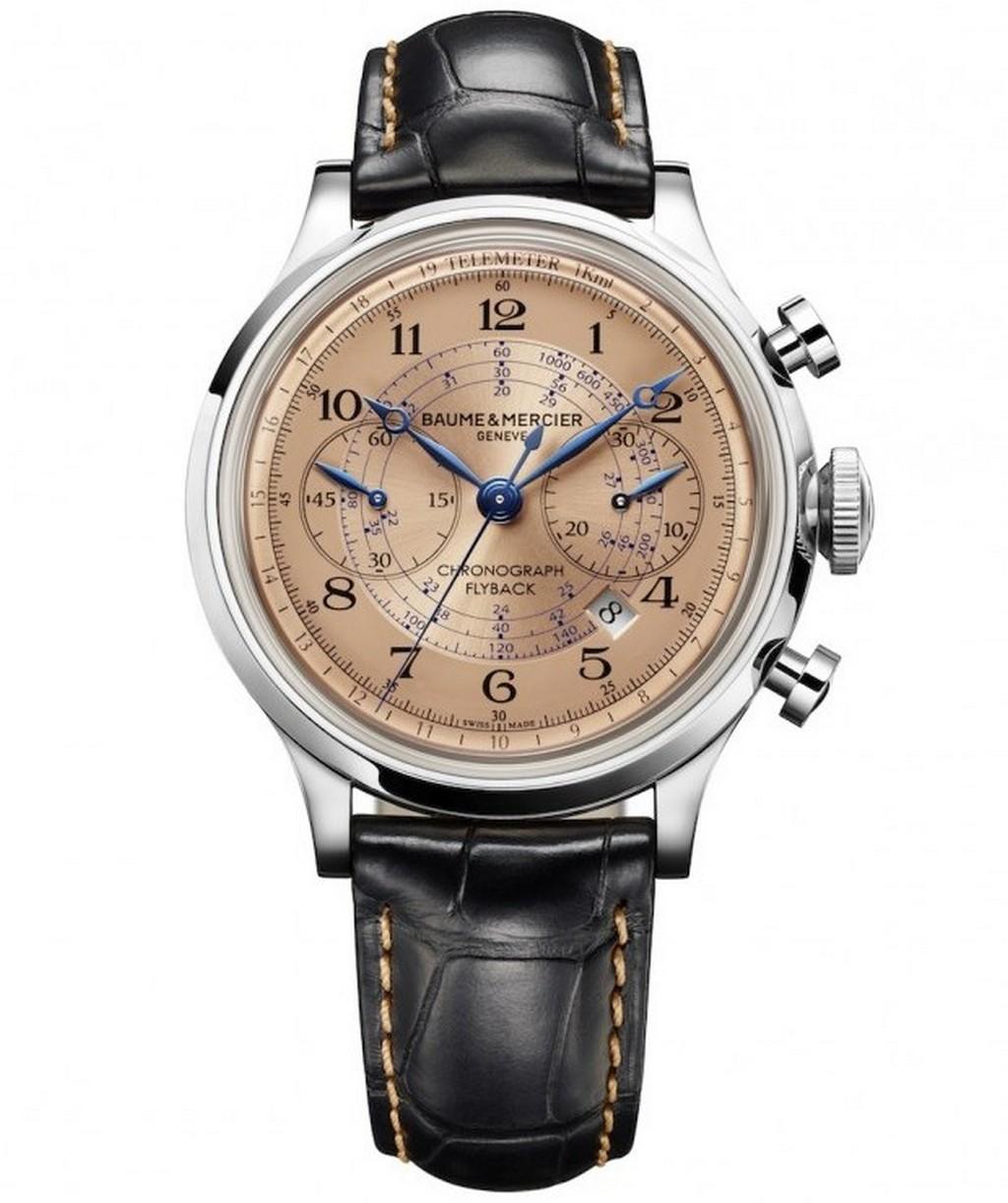 Baume & Mercier Capeland L.E. USA Cronografo Flyback