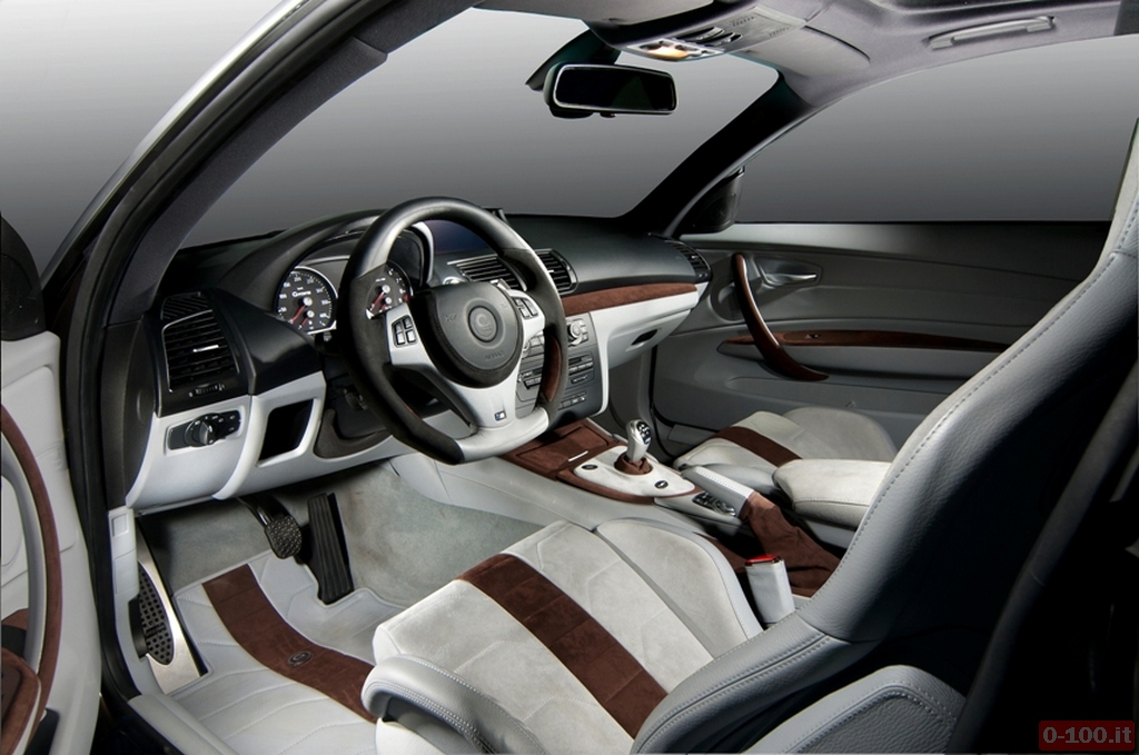 G-POWER G1 V8 HURRICANE RS - Interior