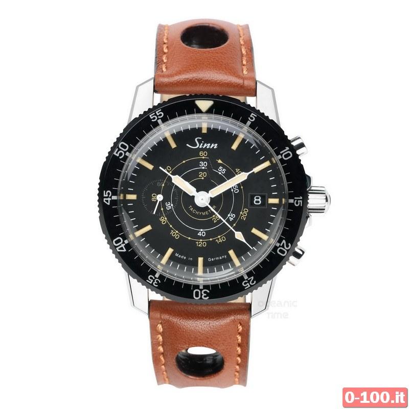 SINN Chronograph Tachymeter 01