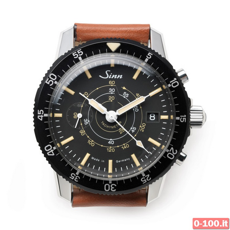 SINN Chronograph Tachymeter 03