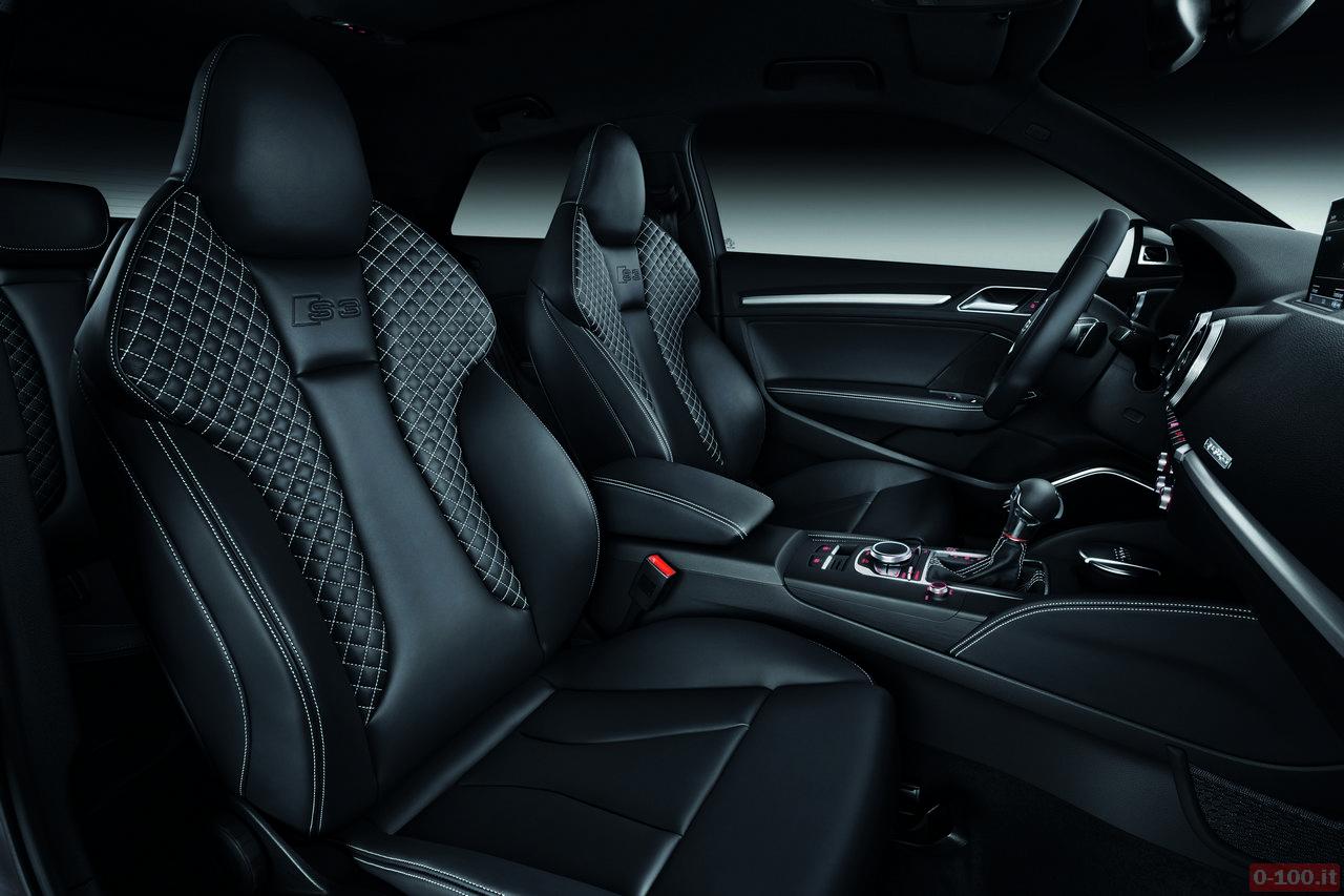 Audi S3/Innenraum