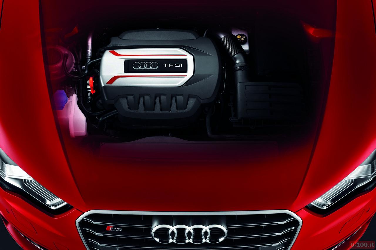 Audi S3 2.0 TFSI/Motorraum