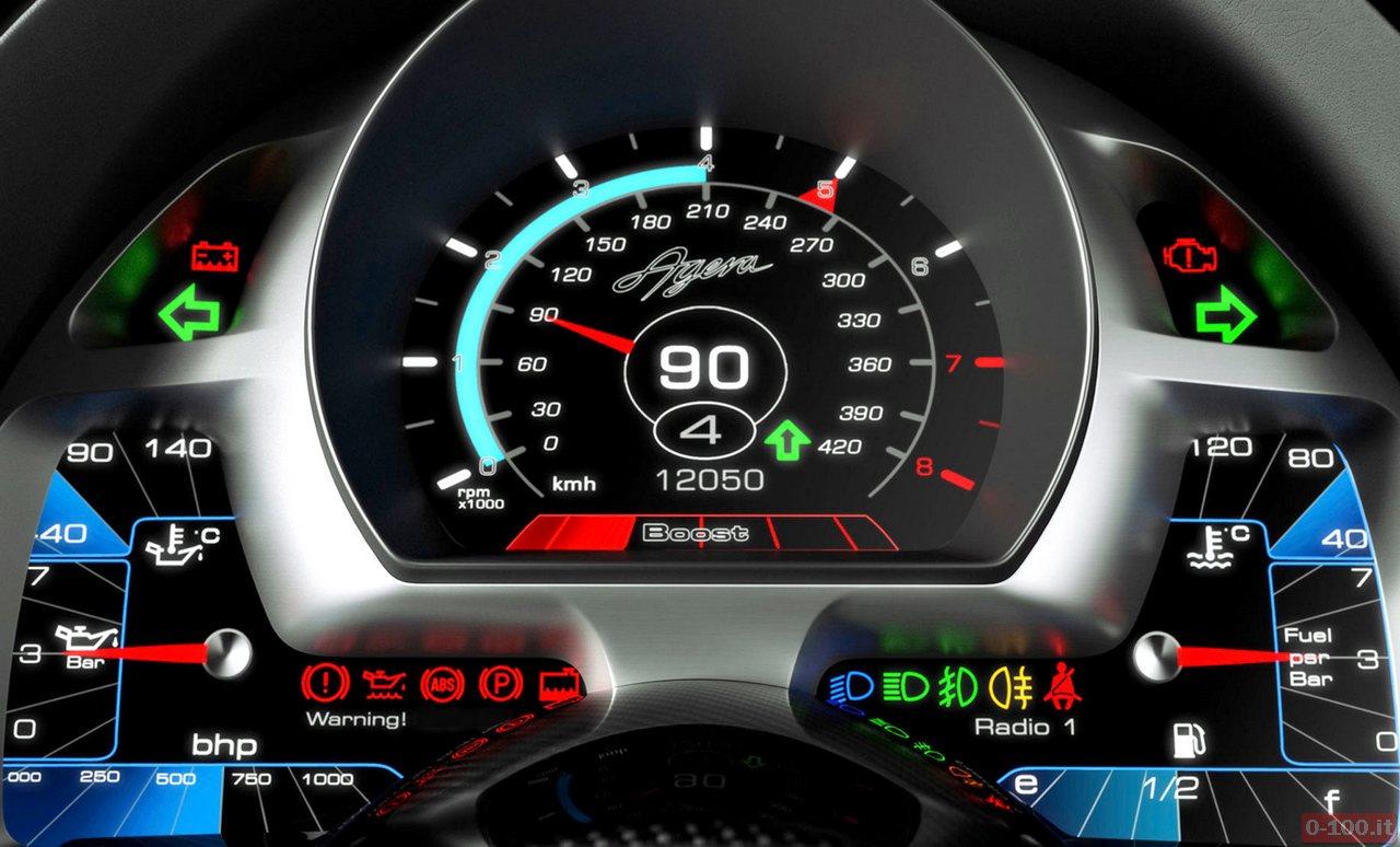 Koenigsegg Agera R - 0-100.it