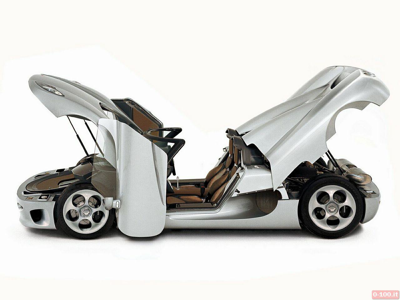 Koenigsegg CC - 0-100.it