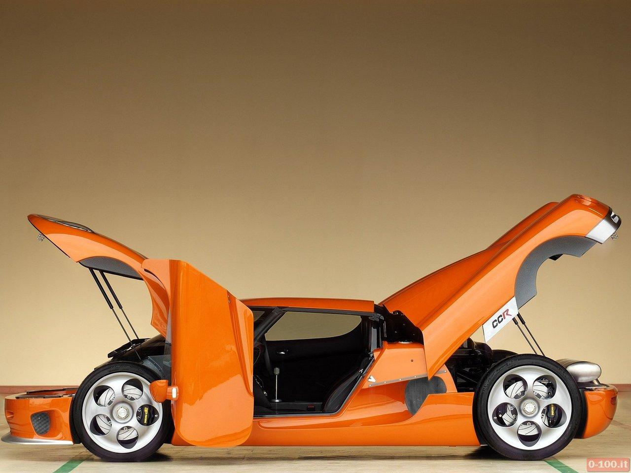 Koenigsegg CCR - 0-100.it