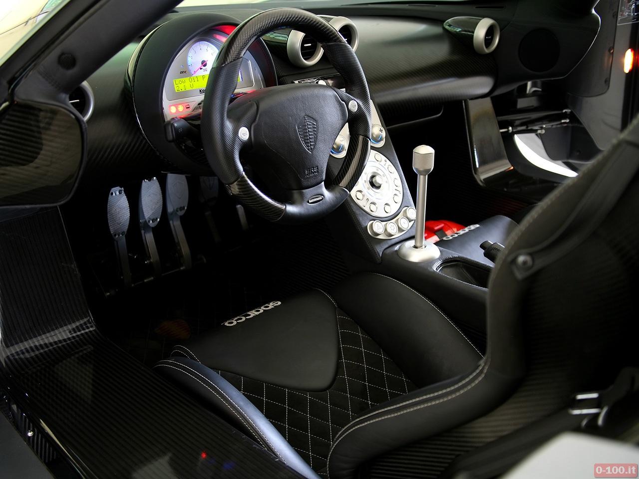 Koenigsegg CCX - 0-100.it