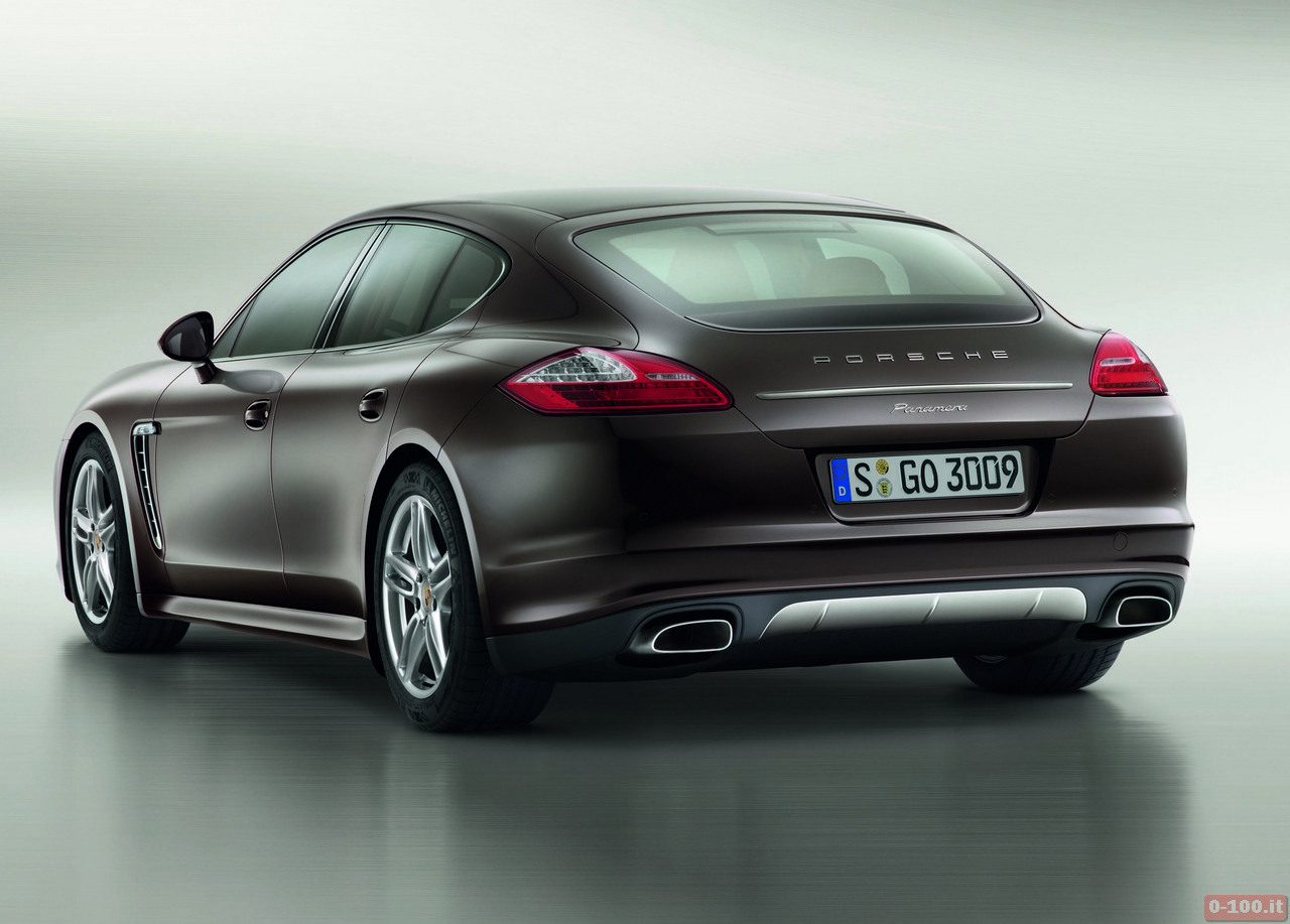 Porsche Panamera Platinum Edition - 0.100-it