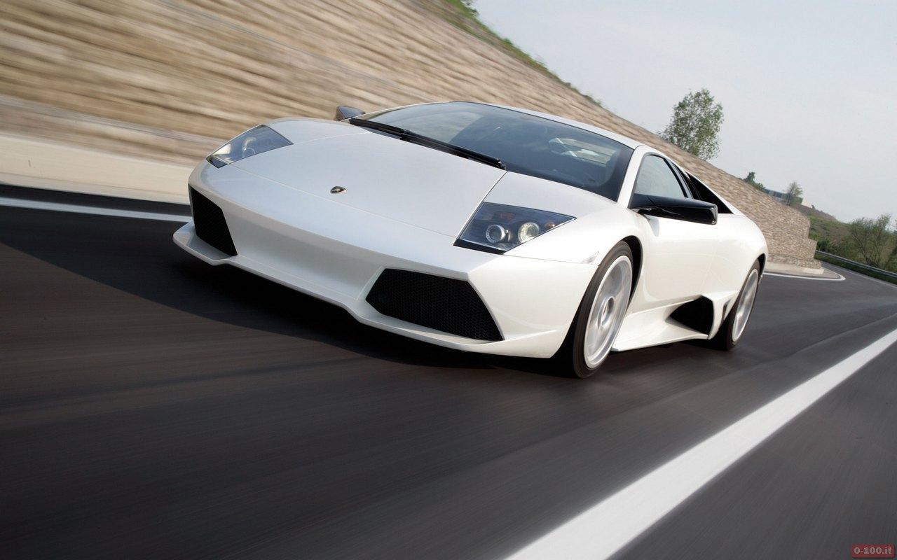 Lamborghini Murcielagoin/um Sant Agata_Bologna