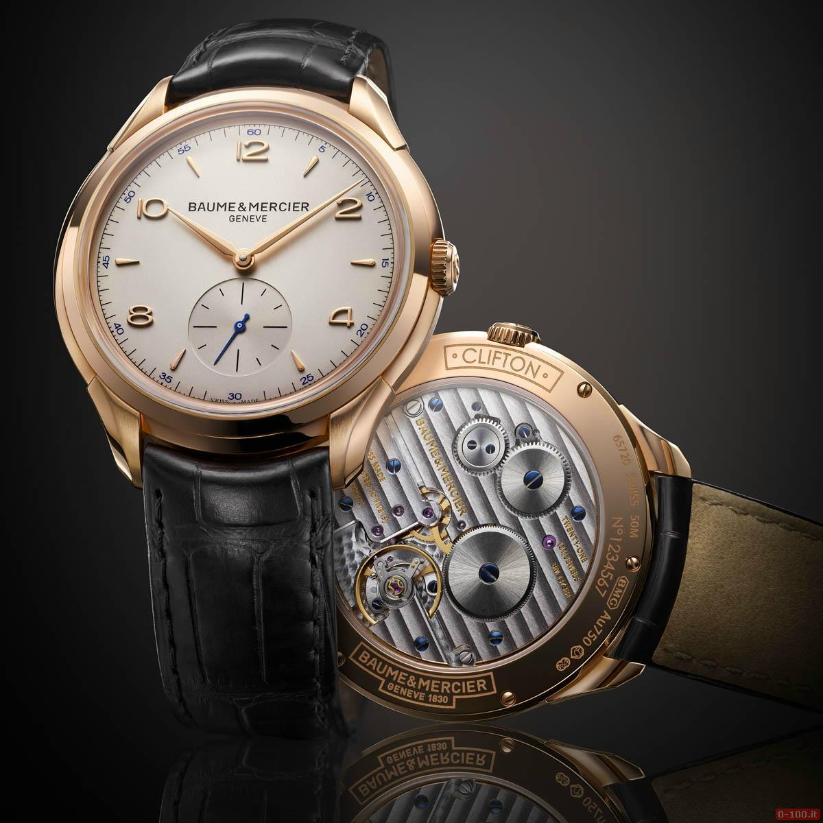 Baume & Mercier -Clifton 1830_0-1001