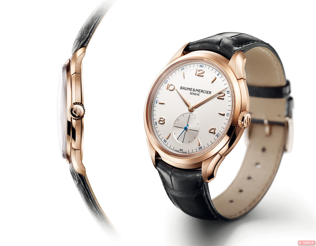 Baume & Mercier -Clifton 1830_0-1004
