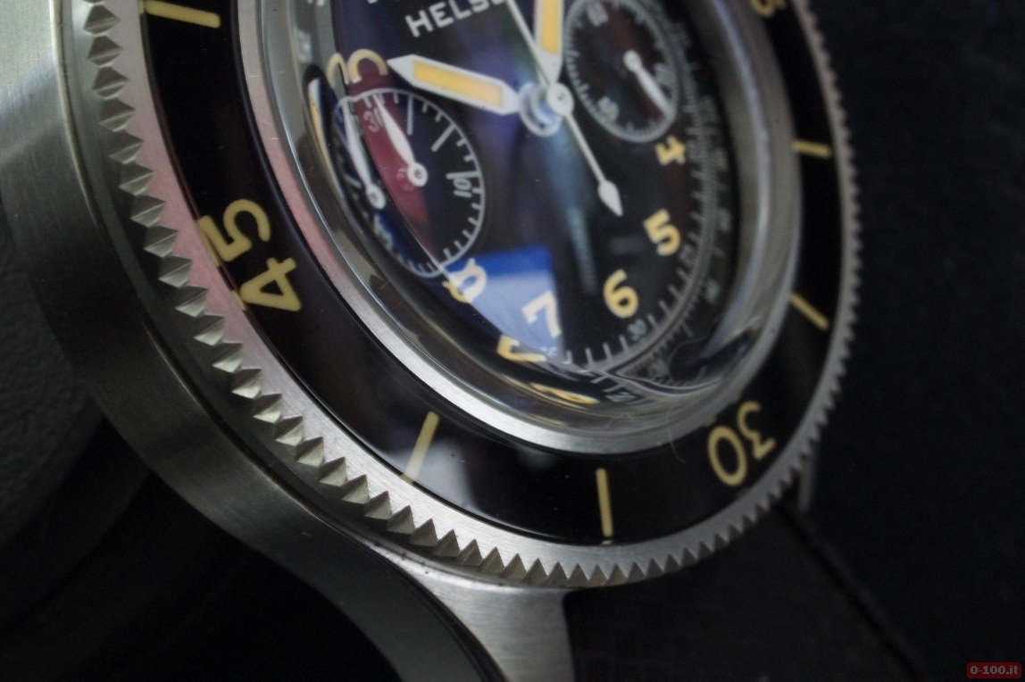 Helson Skindiver Chronograph   0-100.it