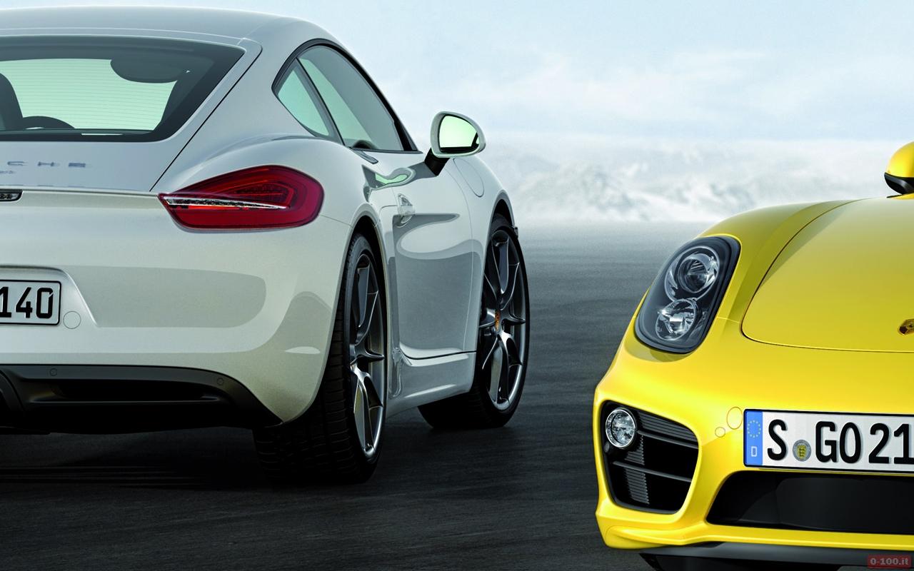 0-100.it | Porsche Cayman 981