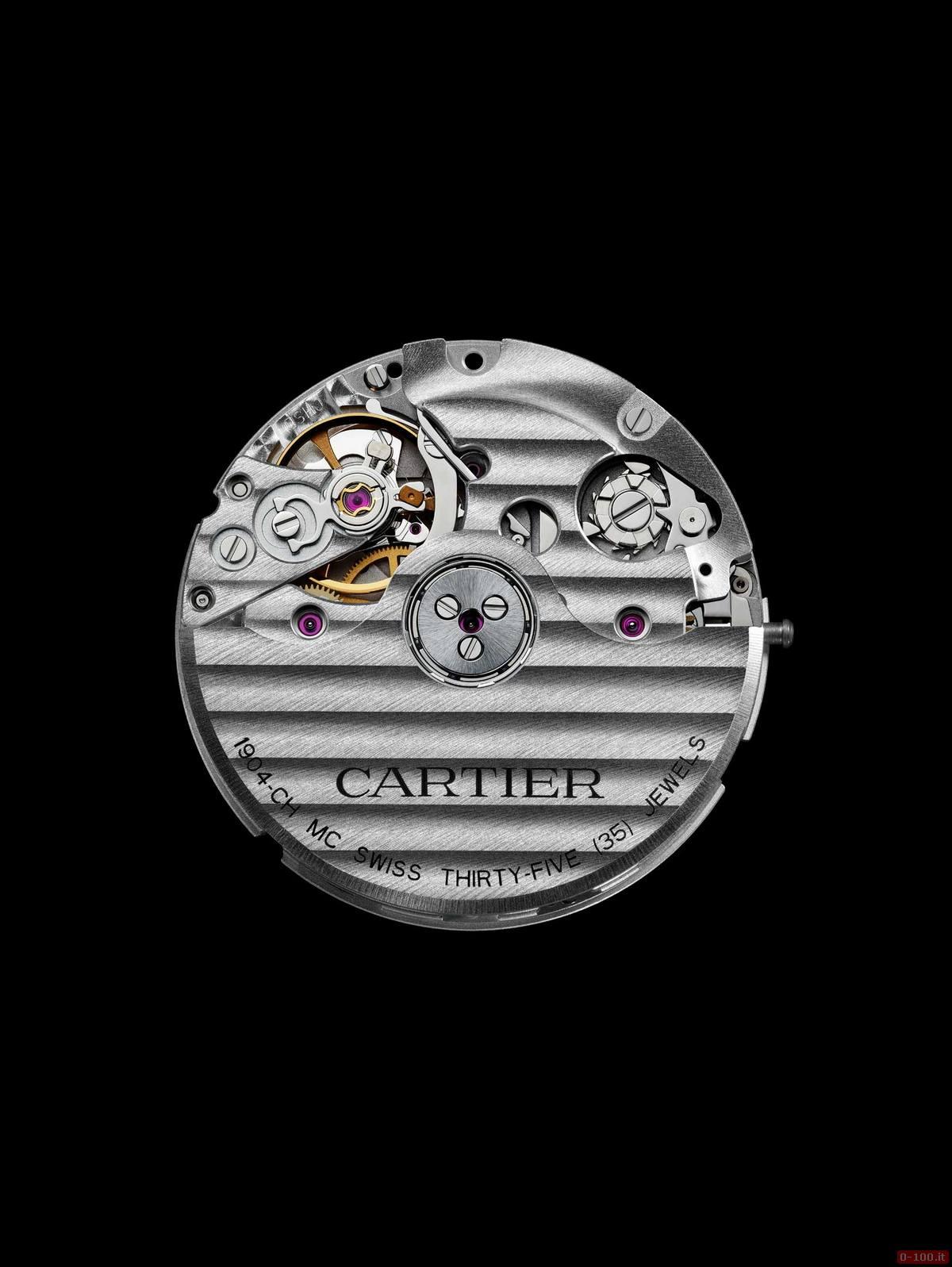 Cartier Calibre Chronograph Watch _0-1008
