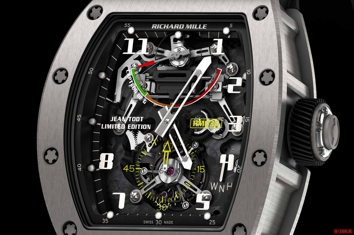 Richard Mille RM 036 Jean Todt Limited Edition_0-100