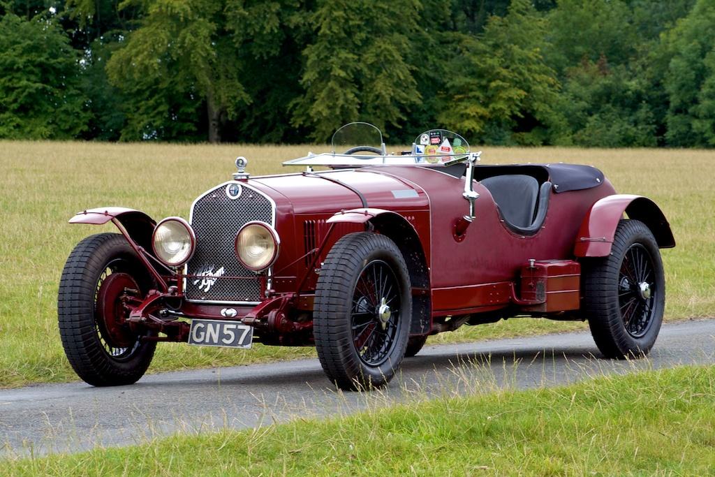 Alfa Romeo 6c 1750 Gs Ex Campari In Vendita In Inghilterra