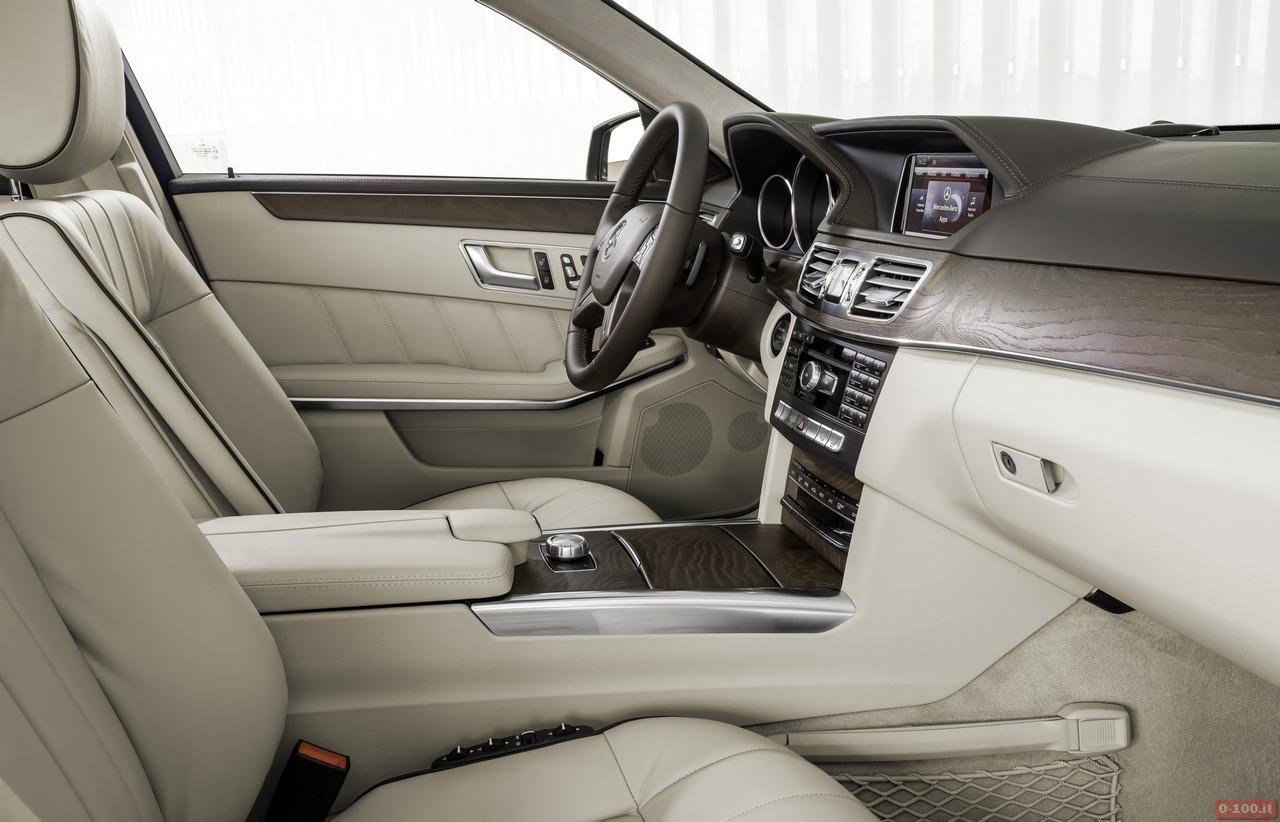 E-Klasse, E 300 BlueTec HYBRID, Limousine Elegance, (W 212), 201