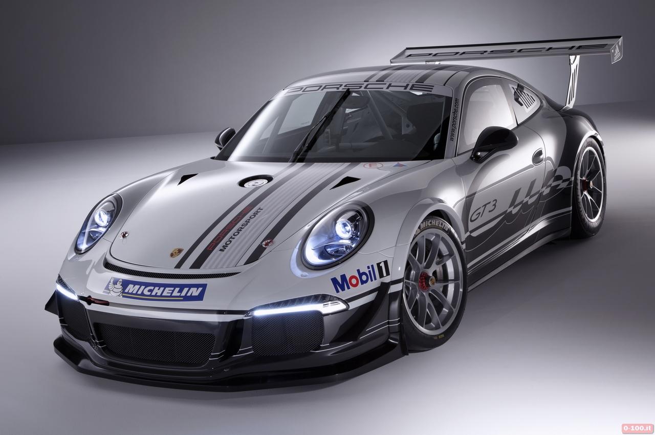0-100.it | Porsche 991 GT3 Cup 2013