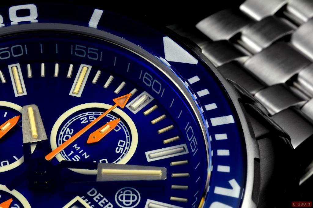 Daynight 65 T-100 Tritium Automatic Chronograph Swiss-Blue _0-1002